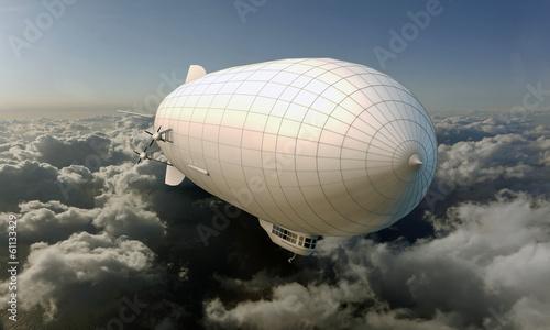 Photo airship