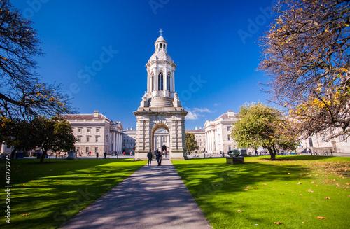 Fototapeta premium Trinity College, Dublin
