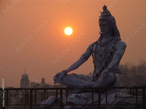 Canvas Print Shiva