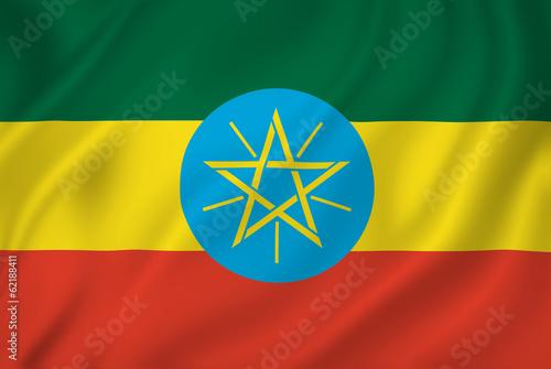 Ethiopia flag #62188411