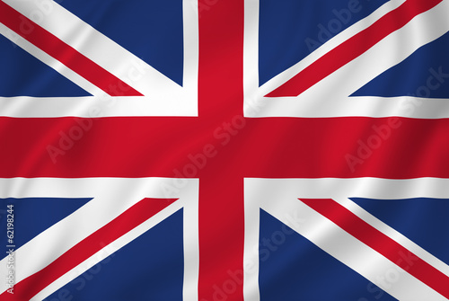 Foto Britische Flagge