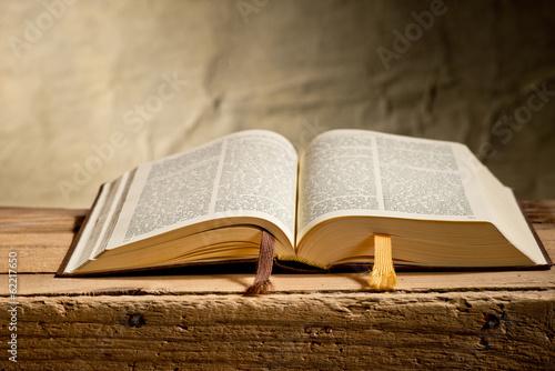 Obraz na plátně Bible