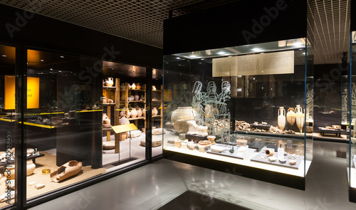 Fotografia Badalona Roman Museum.