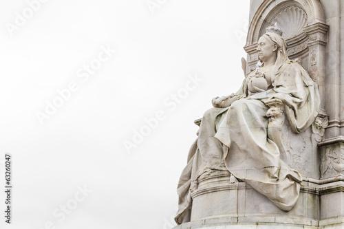 Queen Victoria Memorial Fototapeta