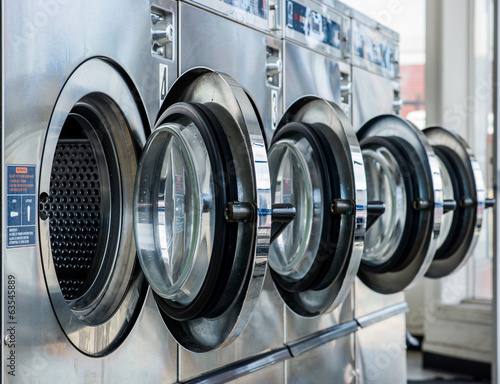 Fototapeta laundry