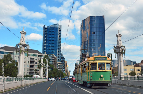 Melbourne tramway network