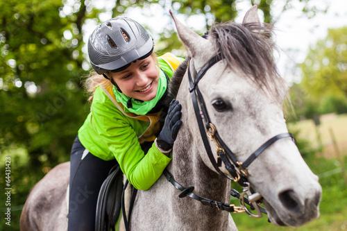 Fotografie, Tablou Equitation