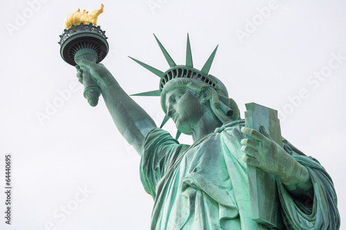 Canvas Print Statue of Liberty