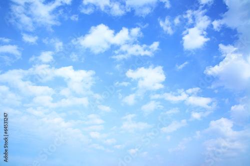Fotografija Sky and clouds