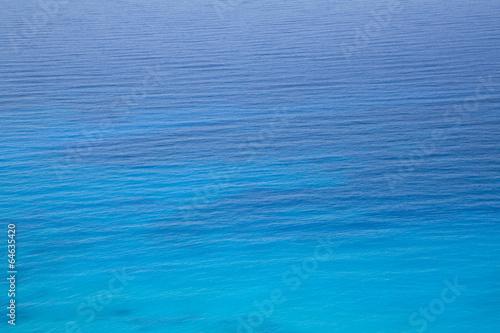 Blaue Lagune - Hintergrund blau