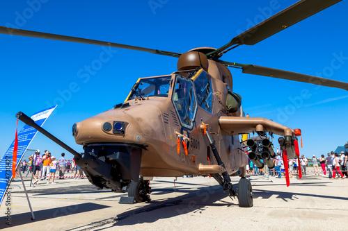 Canvas Print Eurocopter EC-665 Tiger