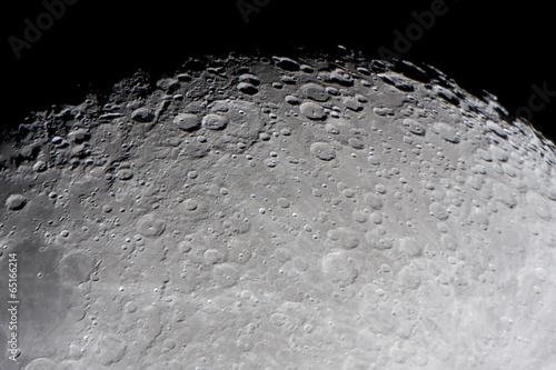 Fotomural craters