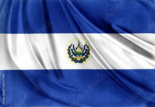 El Salvador flag #65217402
