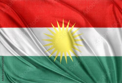 Kurdistan flag #65262882