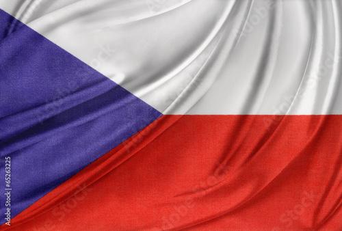 Czech Republic flag #65263225