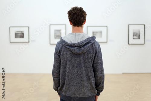 Obraz na plátně visit museum