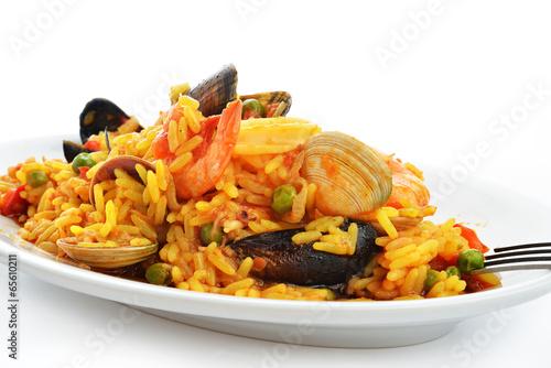 paella marinara