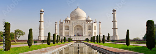 Obraz na plátně Taj Mahal, Agra