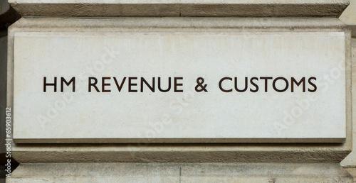 Tax Collectors Fototapeta