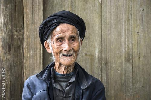 Slika na platnu Village Elder