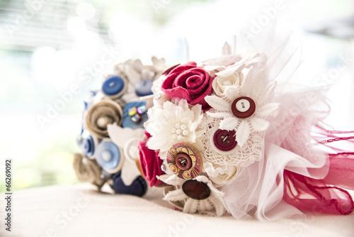 bouquet Fototapete