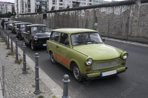 Obraz na plátne trabant car