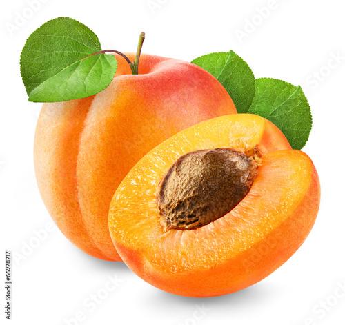 Obraz na plátně Fresh apricot