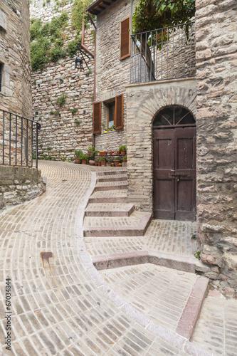 narrow alley #67034844