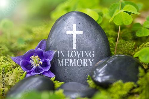 Photo In Loving Memory