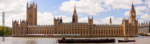 Fotografie, Obraz Big Ben and Westminster palace