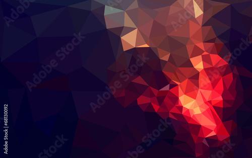 Geometryczny ogień