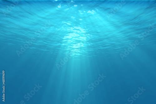 Wallpaper Mural Underwater