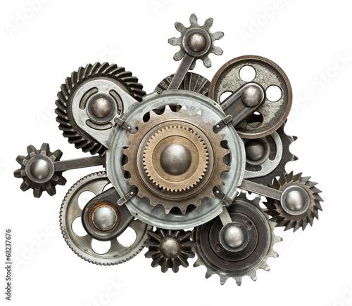 Obraz na plátně Mechanism