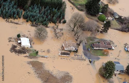 Photo Washington State Flood