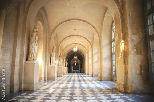 ベルサイユ宮殿 回廊 フランス #68663438