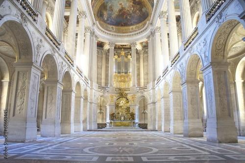 王の礼拝堂 ベルサイユ宮殿 Fototapet
