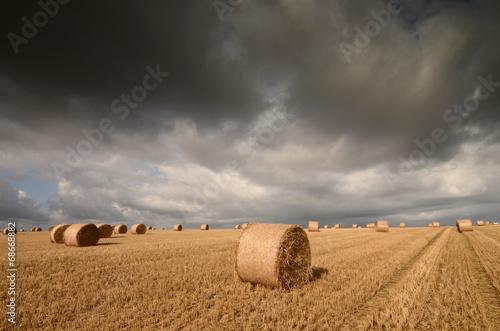 Obraz na plátně ciel d'orage