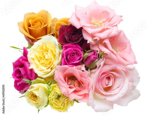 Wallpaper Mural 薔薇の花束