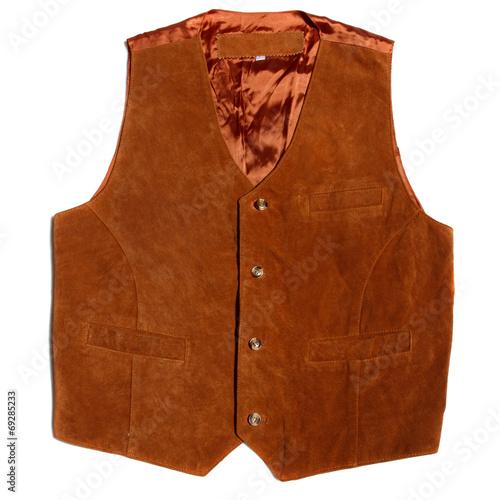 Fotografija leather vest