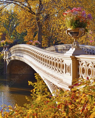 Fotografía Autumn Colors - fall foliage in Central Park, Manhattan,New York