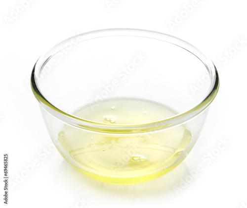 bowl of eggs whites