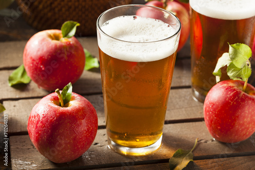 Cuadros en Lienzo Hard Apple Cider Ale