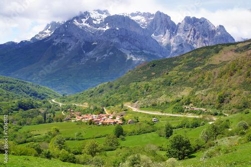 Picos de Europa National Park.