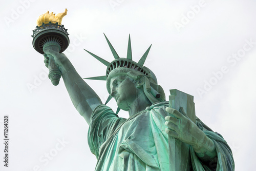 Wallpaper Mural The Statue of Liberty