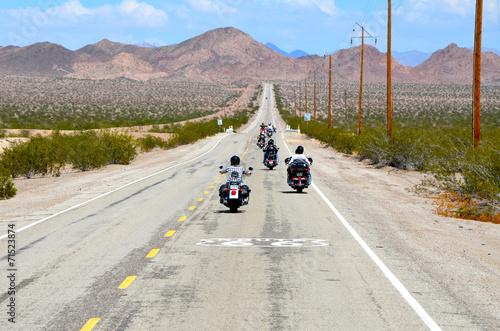Photo balade moto