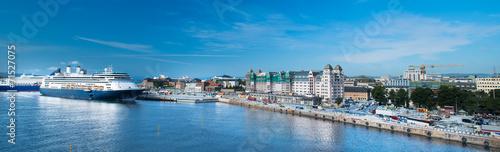 Photo Oslo Fjord harbor