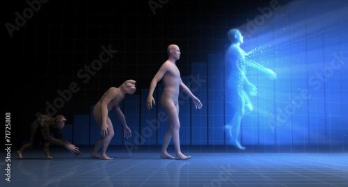 Fotografia, Obraz Evolution