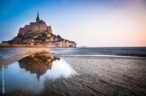 Fotografia Le Mont Saint Michel