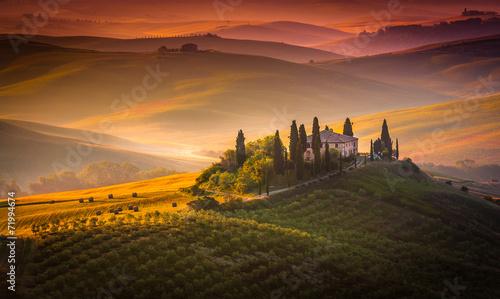 Obraz na plátně Sunrise
