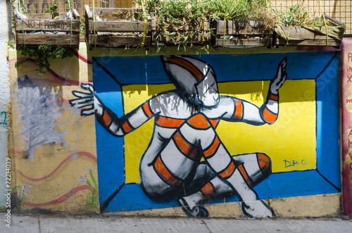 graffiti  Valparaiso 7